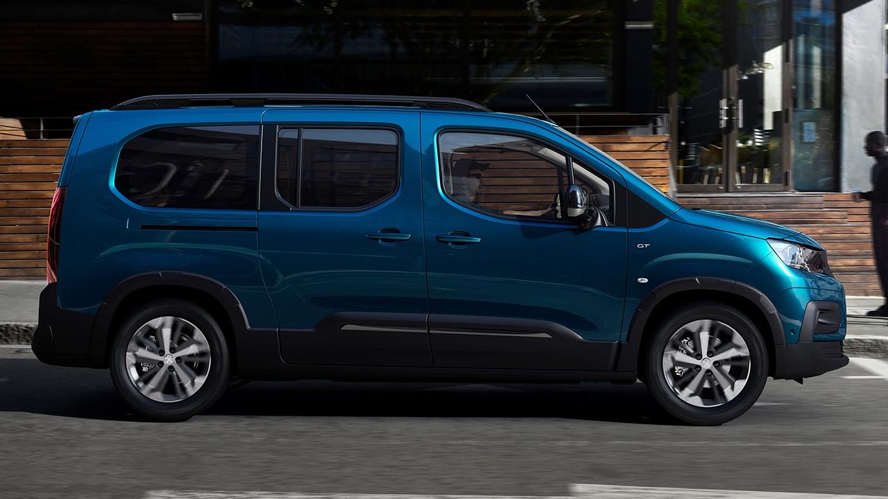 Peugeot e-Rifter - lateral