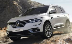 El Renault Koleos con motor de gasolina y cambio automático reduce su precio