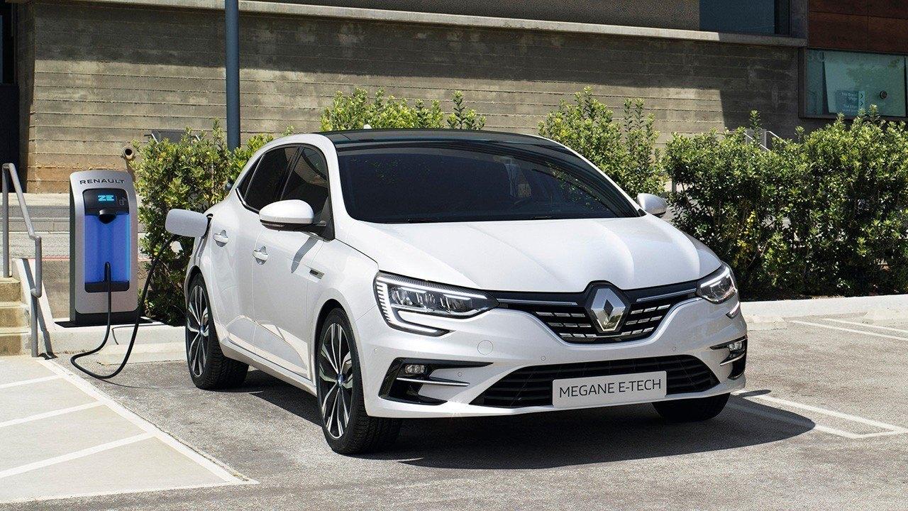 Precios del nuevo Renault Mégane E-Tech, ahora con carrocería de 5 puertas