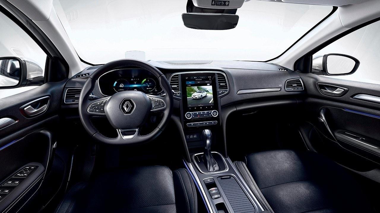 Renault Mégane E-Tech - interior