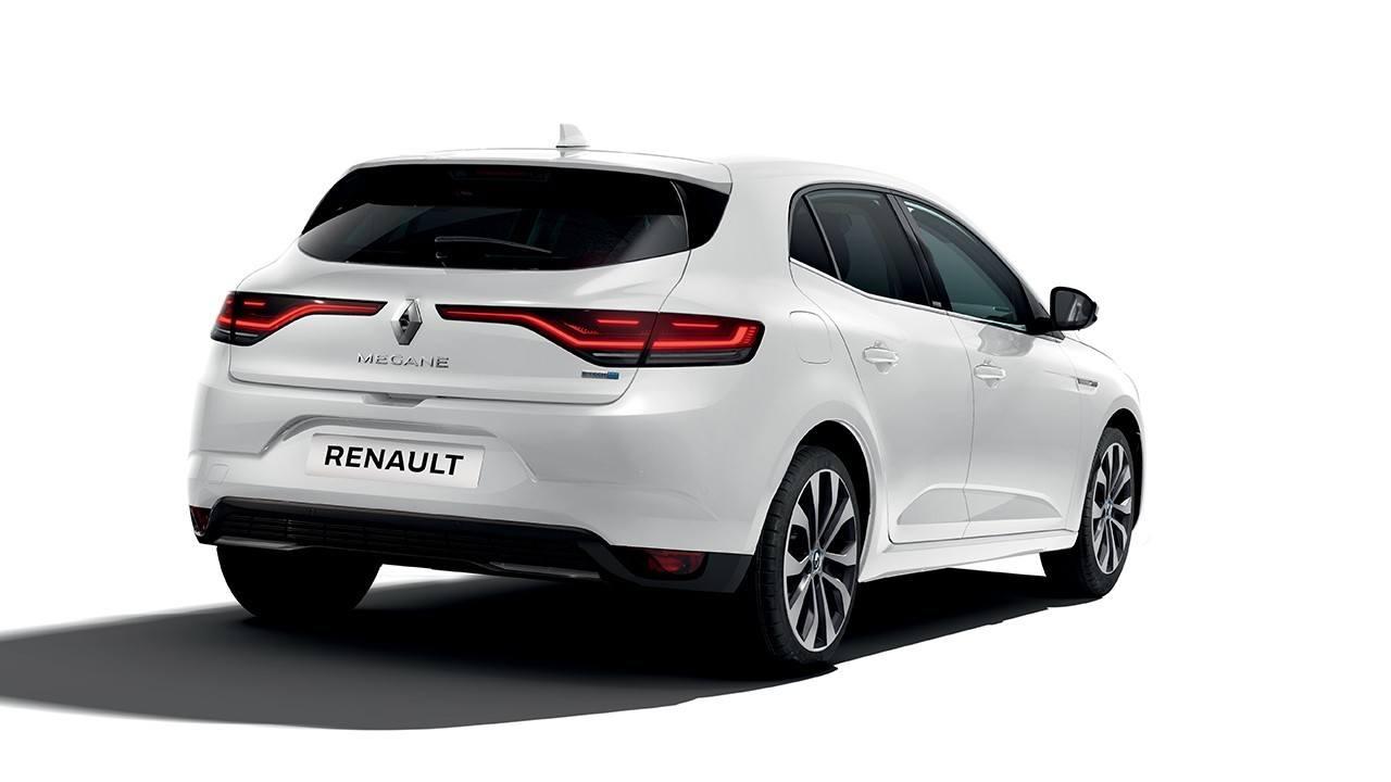 Renault Mégane E-Tech - posterior