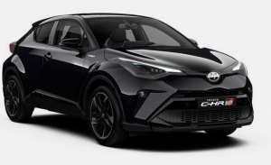 Toyota C-HR GR Sport Black Edition, precio de una versión eficiente y deportiva