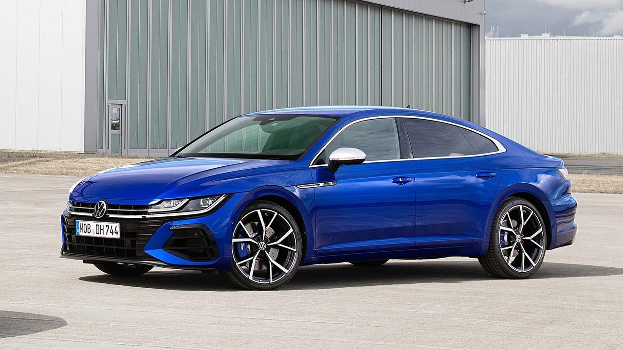 Volkswagen Arteon R, la nueva berlina deportiva ya tiene precio en España