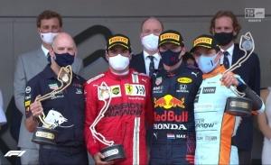 Primer podio de Sainz con Ferrari: «Estaré orgulloso»