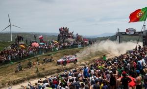 El Rally de Portugal se celebrará con limitación de público en sus tramos