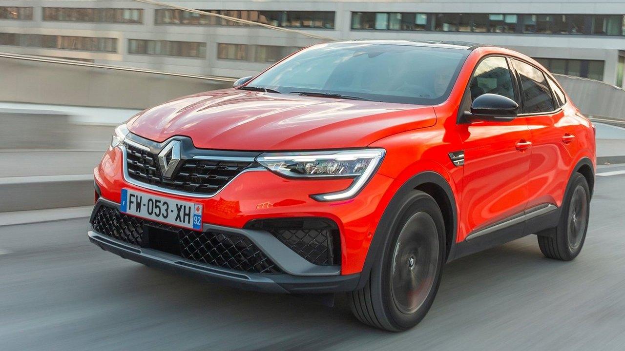 El nuevo Renault Arkana llega pisando fuerte y supera al Kadjar