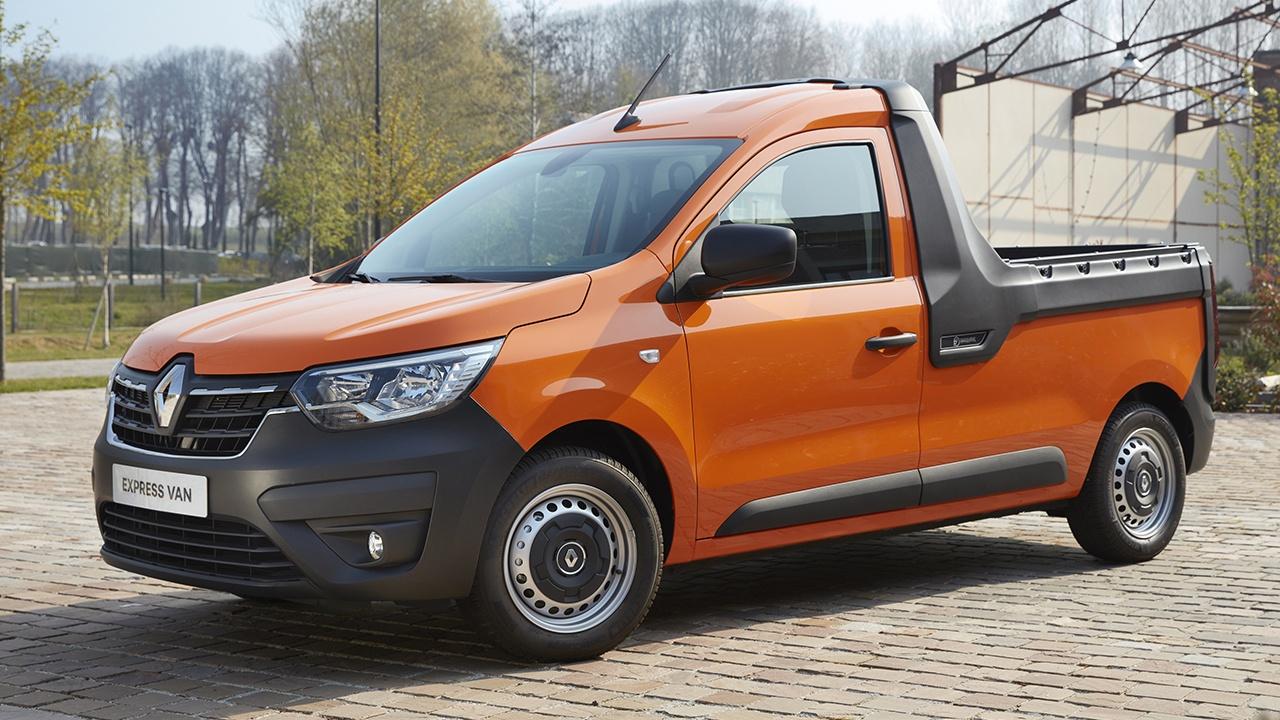 ¿La alternativa al Dacia Duster pick-up? El Renault Express y sus múltiples variantes