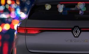 Renault Mégane E-Tech Electric, primeras imágenes del esperado coche eléctrico