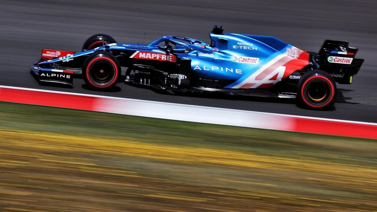 Ross Brawn ve a Alonso de vuelta: «Está empezando a sentirse cómodo en el Alpine»