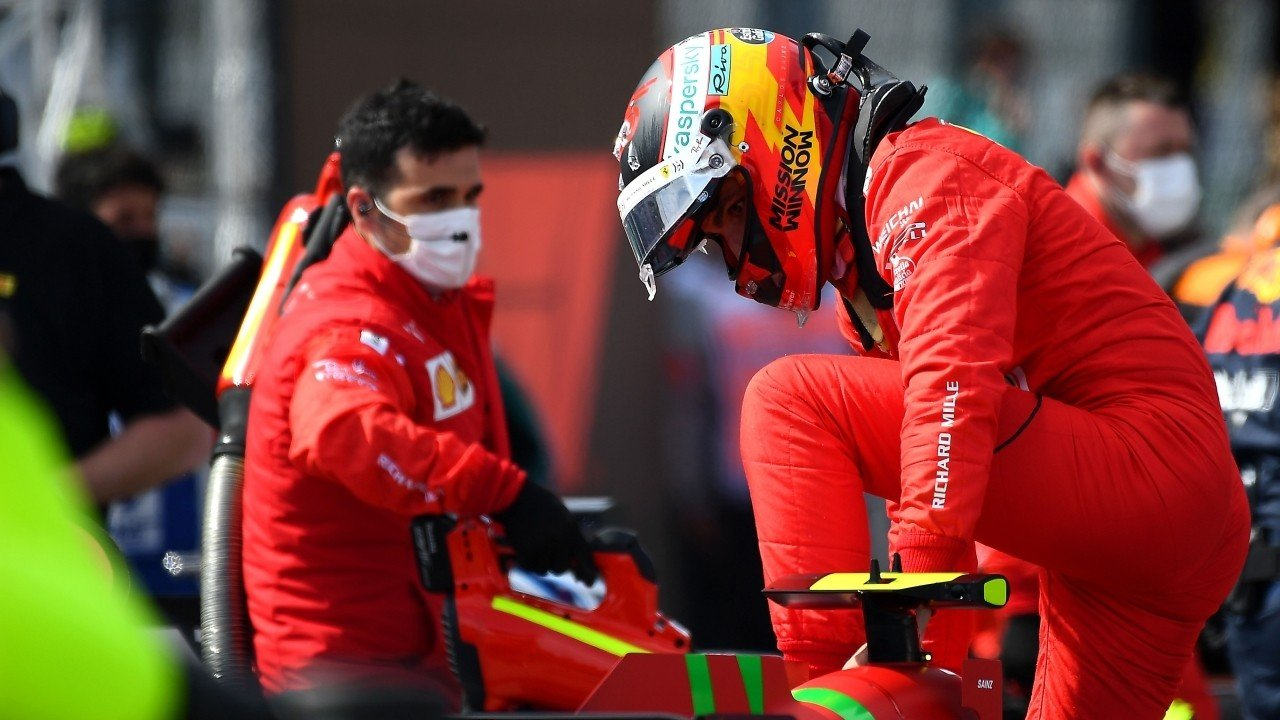 Sainz: «Creo que Alpine ha mejorado y van a estar ahí a partir de ahora»