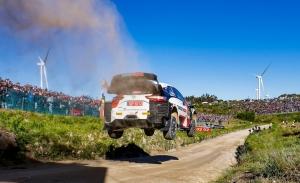 Sébastien Ogier retiene el liderato del WRC tras el Rally de Portugal