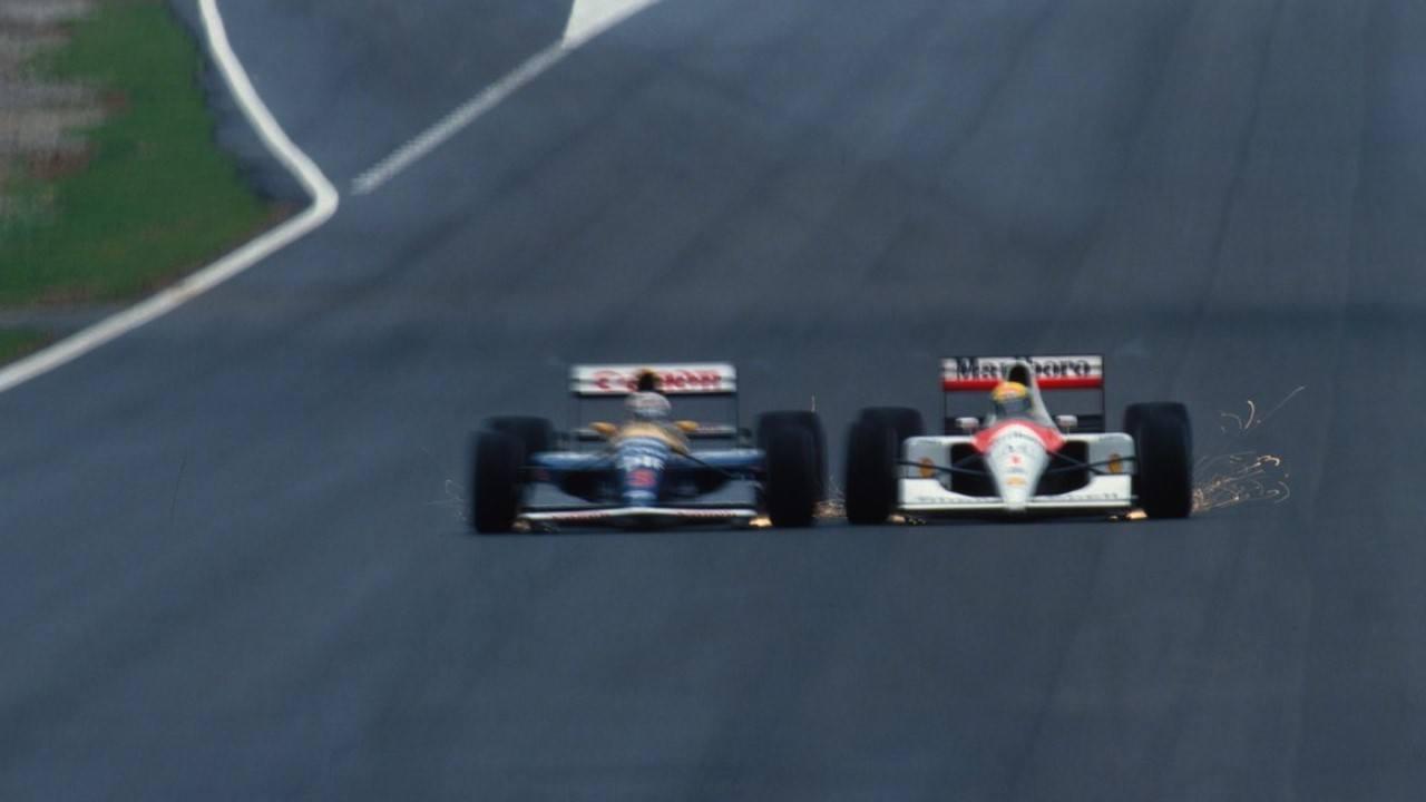 Su primer Gran Premio de Fórmula 1: Montmeló, España 1991
