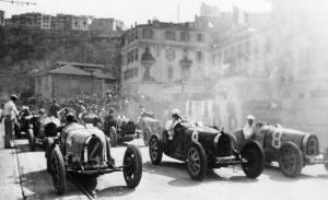 Su primer Gran Premio de Fórmula 1: Mónaco 1929
