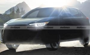 Subaru Solterra, ha sido bautizado un nuevo SUV eléctrico