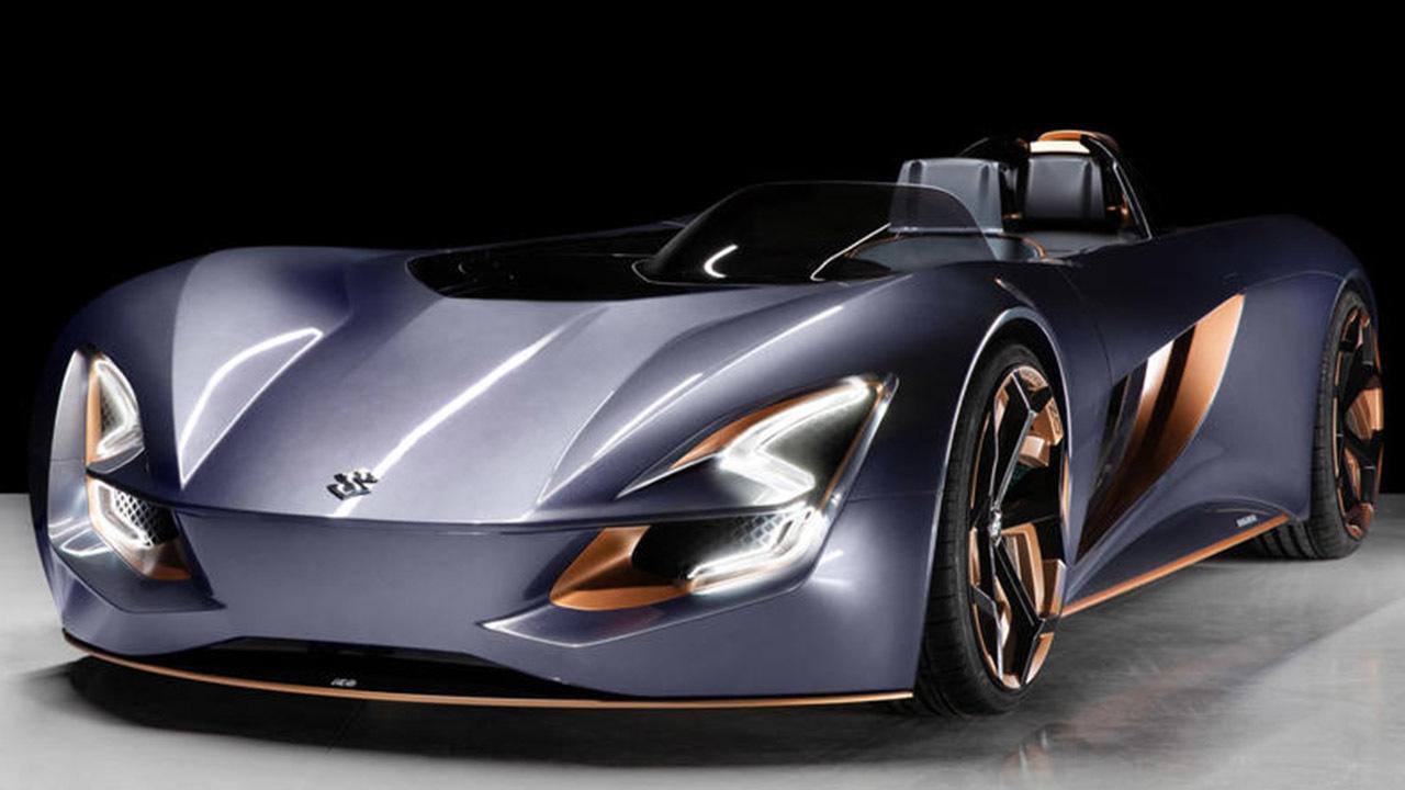 Suzuki Misano Concept, un biplaza conectado con el mundo de las dos ruedas