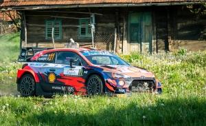 Thierry Neuville y Martijn Wydaeghe estarán en el Rally Targa Florio