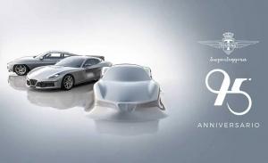 Touring Superleggera anuncia un deportivo de motor central por su 95 aniversario