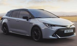 Toyota Corolla Touring Sports GR Sport, aire deportivo para el híbrido familiar