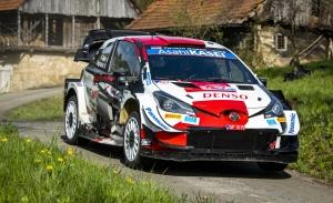 El Toyota Yaris WRC estrenará nuevo motor en el Rally de Portugal
