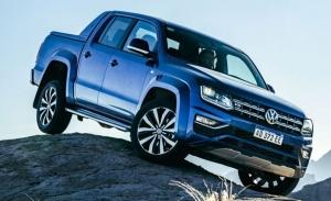 Argentina - Abril 2021: El Volkswagen Amarok lidera entre los pick-ups