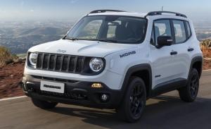 Brasil - Abril 2021: El Jeep Renegade regresa al podio
