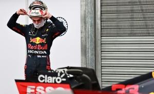 [Vídeo] Así reaccionó Verstappen al accidente de Leclerc: «¡¡*****!!»