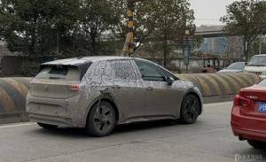 Prototipos avistados del Volkswagen ID.3 avivan los rumores de su llegada a China
