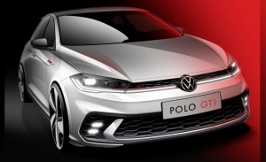 Volkswagen muestra la primera imagen del futuro Polo GTI 2021