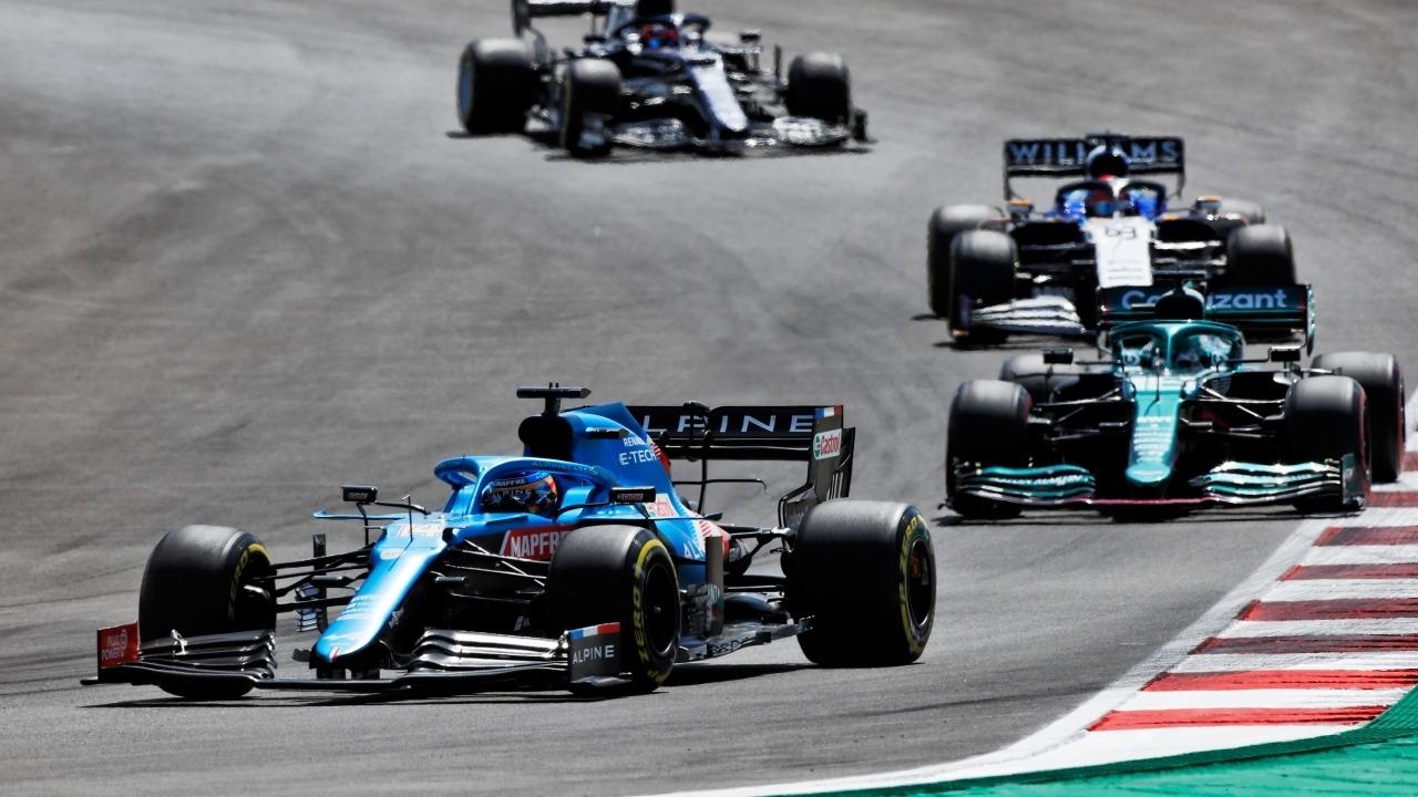 Vuelve el mejor Alonso: «No ha sido fácil, sigo aprendiendo y mejorando»