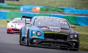 28 vehículos GT3 se dan cita en la ronda de la Sprint Cup en Zandvoort