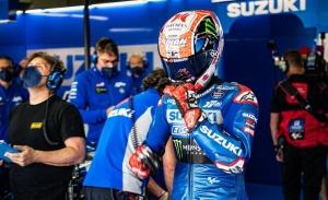 Álex Rins vuelve a la parrilla de MotoGP con motivo del GP de Alemania