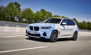 Ojo a este BMW X5, su tecnología de propulsión revolucionará los SUV en el futuro