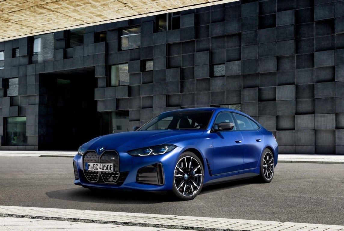 Foto BMW i4 M50 - exterior