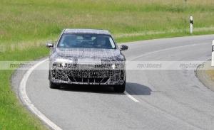 El BMW Serie 7 2023 será más deportivo, primeras fotos espía del M Sport