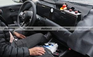 Nuevas fotos espía revelan el interior del BMW Serie 7 2023