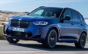 BMW X3 M 2022, puesta a punto para una temida bestia sobre ruedas
