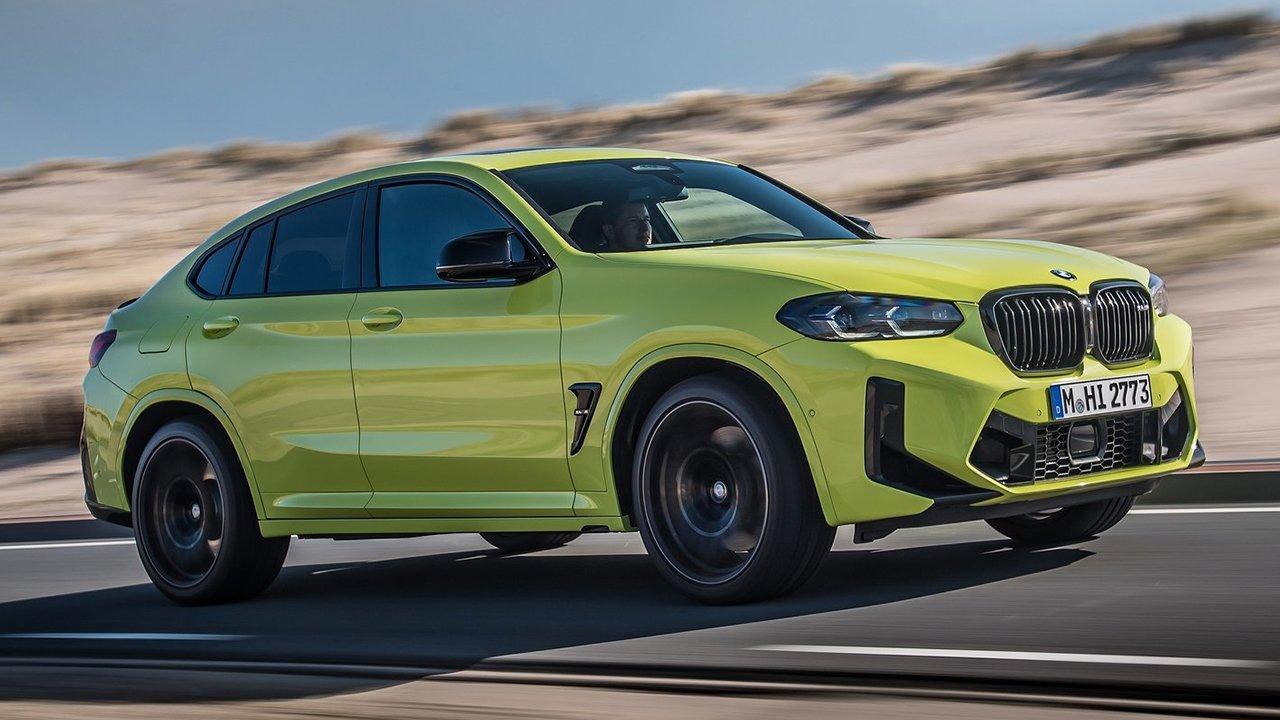 BMW X4 M 2022, renovación necesaria para un importante SUV deportivo