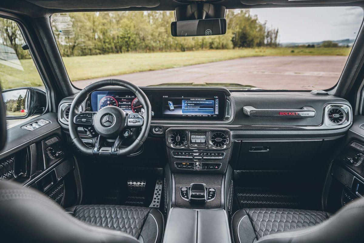 Foto BRABUS 900 Rocket Edition - interior