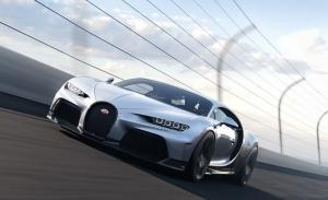 Bugatti Chiron Super Sport, más distinción, lujo y deportividad