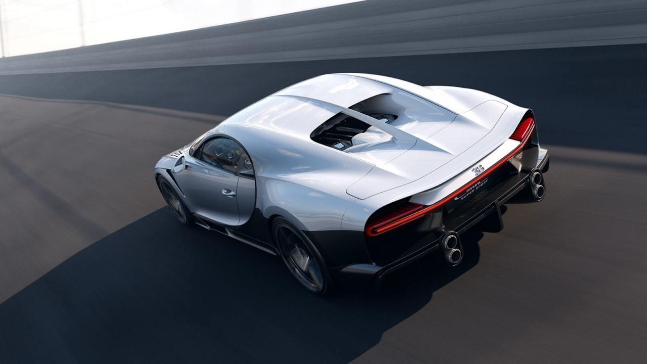 Foto Bugatti Chiron Super Sport - exterior
