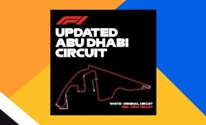 Los cambios que sufrirá el circuito de Abu Dhabi para mejorar las carreras