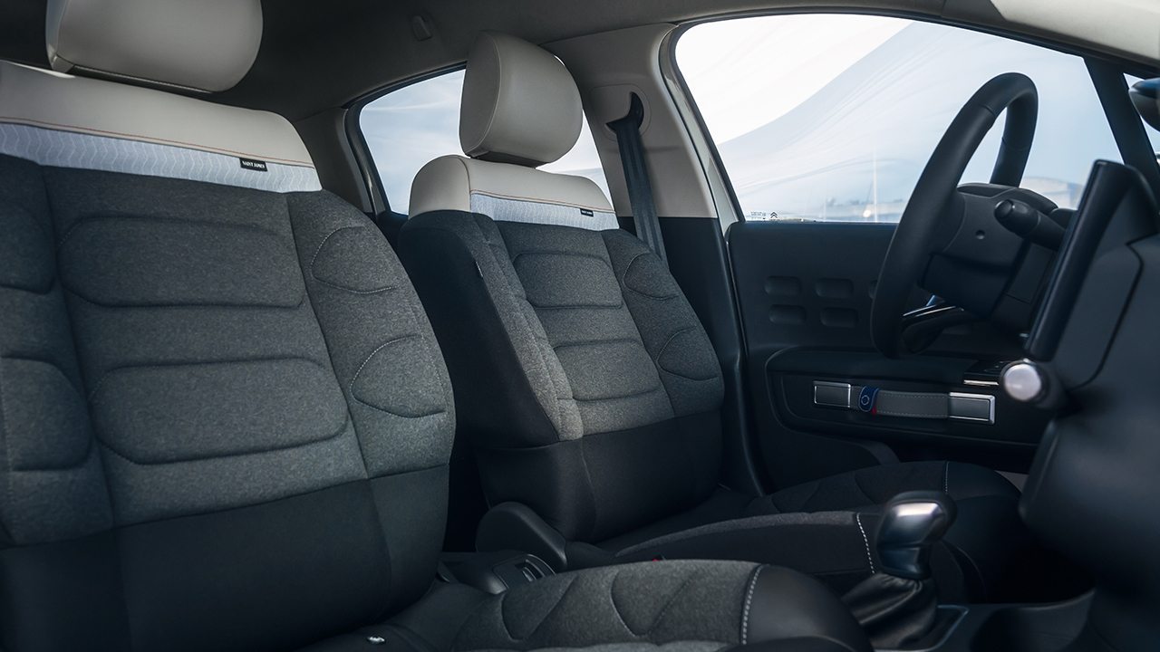 Citroën C3 Saint James - interior