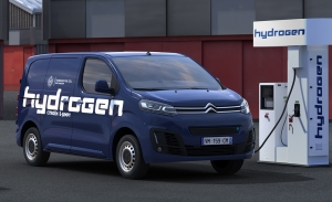 Citroën ë-Jumpy Hydrogen, apostando por el hidrógeno