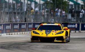 El cuarto chasis del Corvette C8.R cubrirá la logística de Le Mans