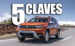 Las 5 claves del nuevo Dacia Duster 2022, el SUV barato de referencia se actualiza