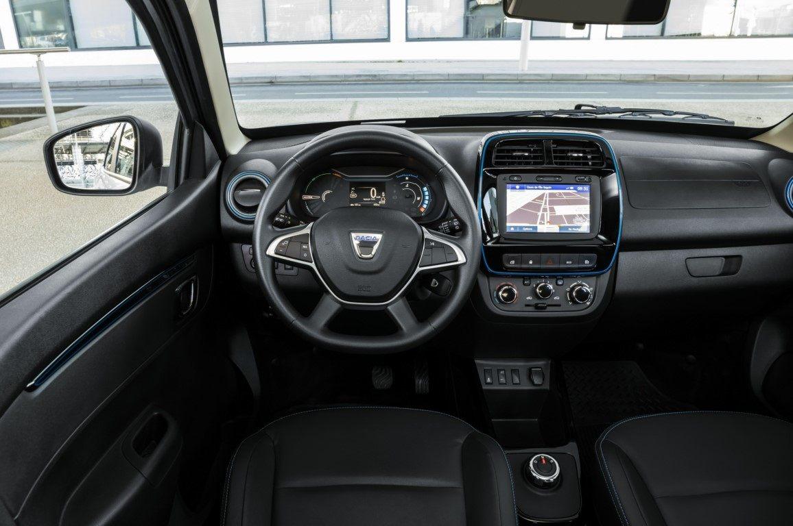 Foto Dacia Spring - interior