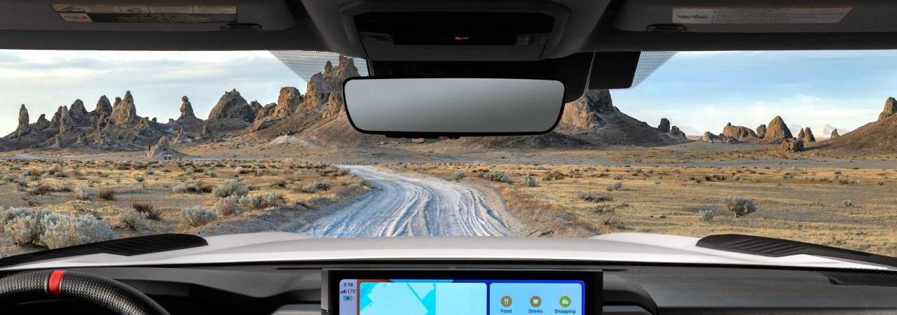 Toyota revela parte del interior del nuevo Tundra 2022 con un puzzle