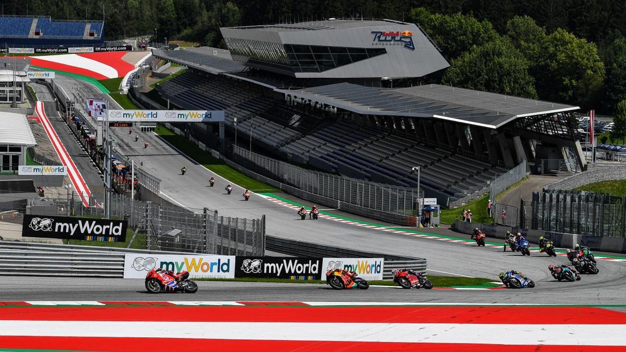 La doble cita de MotoGP en el Red Bull Ring será con aforo completo