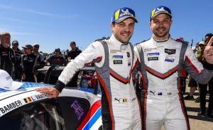 Earl Bamber y Laurens Vanthoor disputarán Le Mans con WeatherTech Racing
