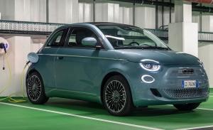 La gama FIAT solo estará compuesta de coches eléctricos en 2030